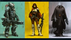 Destiny-Game-Classes