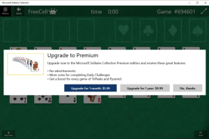 Solitaire-paid