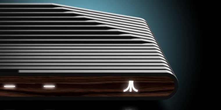 Atari-VCS-Console